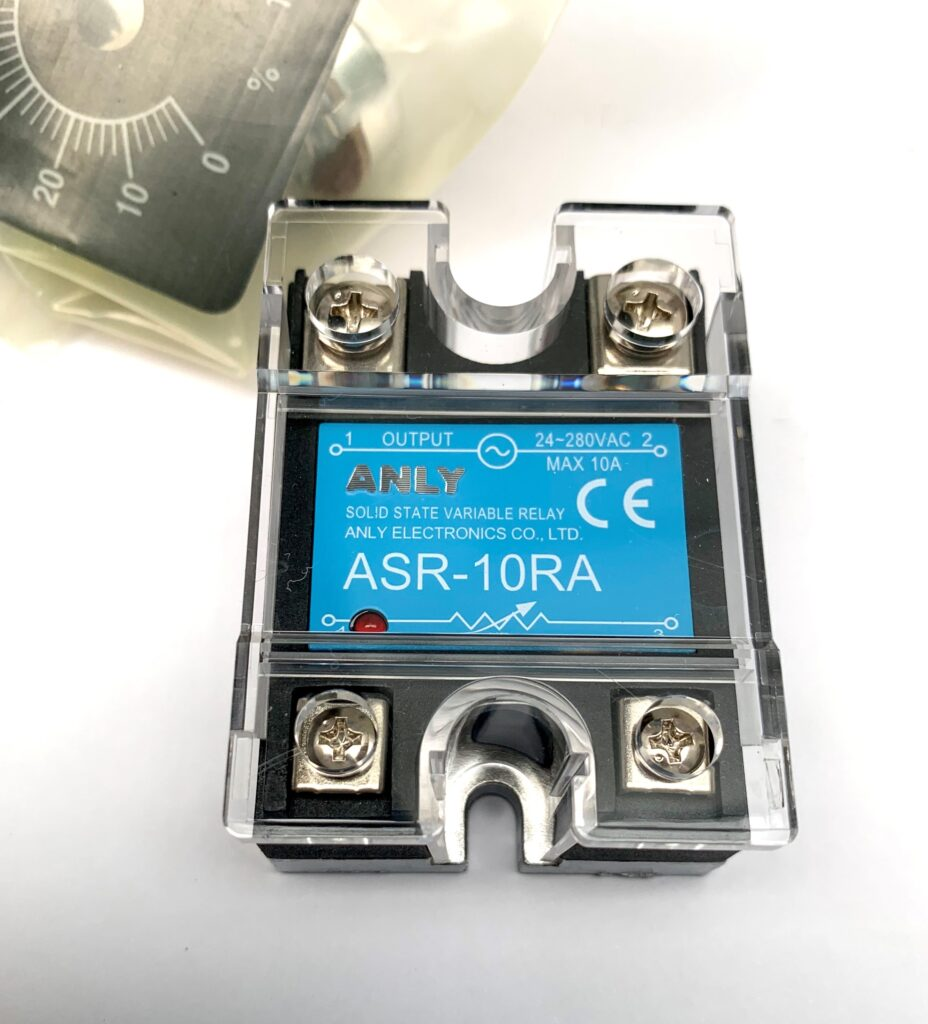 Solid state relais Anly ASR-..RA